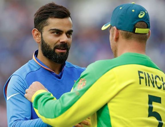 KOHLI AND FINCH